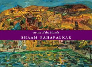 Artist of the Month - Shaam - 2